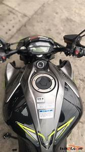 Kawasaki Gpz 1000 Rx  Reduced Effect  1988