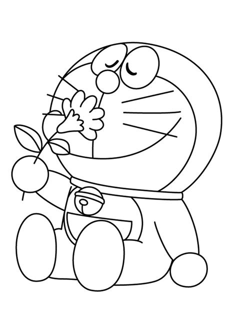 disegni da colorare di 28 disegni di doraemon da colorare pianetabambini it