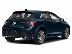 2020 Toyota Corolla Hatchback Xse Manual  Gs   Prices