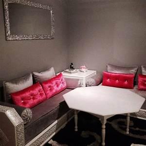 awesome salon oriental moderne pas cher pictures awesome With tapis de course pas cher avec canapé modulable roche bobois prix
