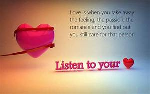 Feelings Quotes... Love Feeling Quotes