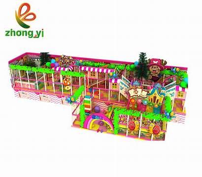 Amusement Park Mall Indoor Playground Equipment