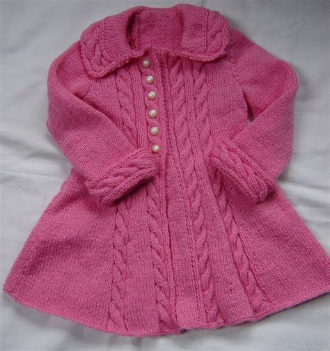 toddler cardigan sweater baby toddler sweater coat swing style knit crochet