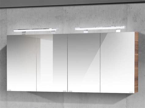 Badezimmer Spiegelschrank Scharniere by Spiegelschrank 160cm Breit 4 T 252 Rig 2x Spigelschrank 80cm