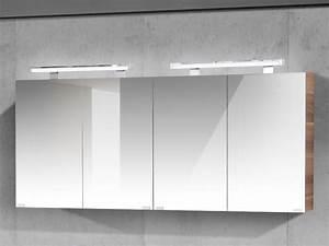 Spiegelschrank 40 Cm Breit : spiegelschrank 160cm breit 4 t rig 2x spigelschrank 80cm paul gottfried ~ Bigdaddyawards.com Haus und Dekorationen