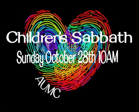 aldersgate slidell united methodist church 338 | Childrens Sabbath