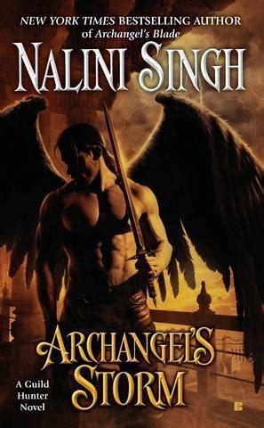 archangels storm guild hunter   nalini singh