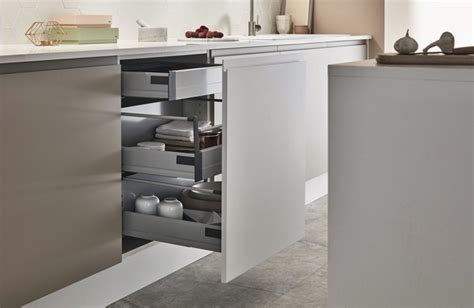 Clerkenwell Super Matt Cashmere Kitchen   Contemporary