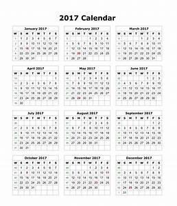 Cute April 2017 Calendar Printable - Calendar And Images