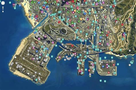 Master Gta V With This Incredible Fan-made Map