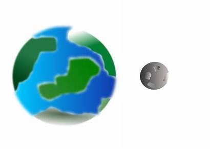 Moon Earth Clipart Planet Transparent Svg Clip