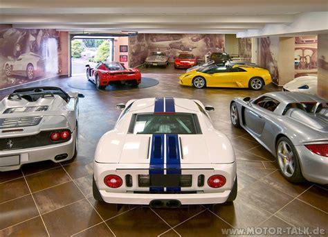 Ferrarigarage  Eigene Traumwagengarage Anlegen