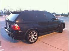 Bmw X5 48is 2005 Black on Black Bellissimo condition