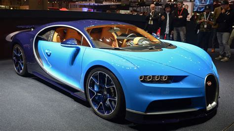 Only a few times in history has one car been the focus of a huge multinational automaker. Bugatti Chiron blasts into Geneva with nearly 1,500 hp   Autoblog