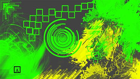Abstract Yellow Green Background Wallpaper by Green Yellow Hd Wallpaper Background Image 1920x1080