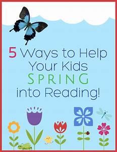5 Ways to Help Your Kids Spring into Reading! — BonBon Break