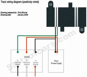 Wiring Diagram Slot Car Track