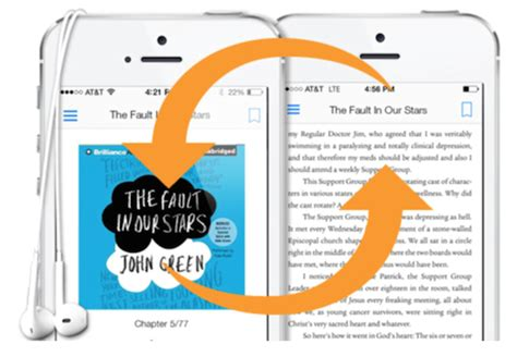 how to listen to kindle books on iphone how to use the new kindle app for ios and android to