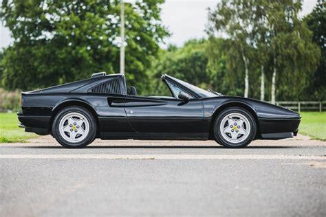 Classic ferrari 328 for sale. 1987 Ferrari 328 GTS - Classic Car Auctions