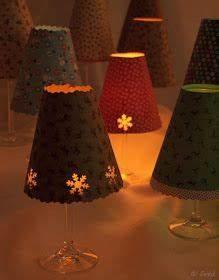 Lampenschirme Für Weingläser : lampenschirm selber basteln mit vorlage zum ausdrucken ~ Michelbontemps.com Haus und Dekorationen
