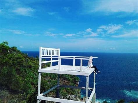 spot foto pantai nguluran media informasi wisata