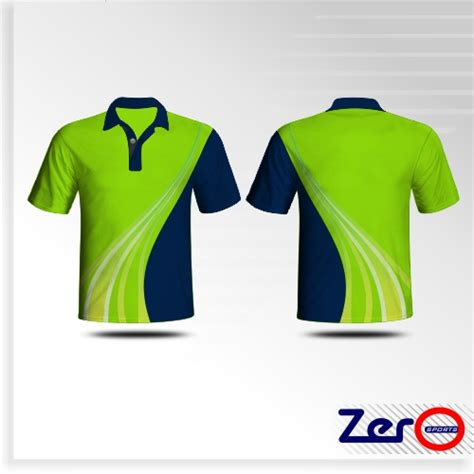 tshirt green bike athletics polo shirt design 6 zero sports