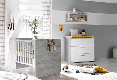 Babyzimmer Bett Und Wickelkommode by Babym 246 Bel Set 187 Aarhus 171 2 Tlg Bett Wickelkommode