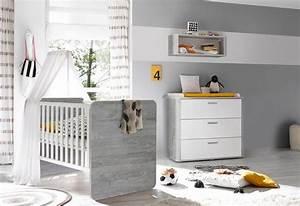 Babyzimmer Weiß Grau : babyzimmer spar set aarhus babybett und wickelkommode 2 tlg in vintage grau wei matt lack ~ Frokenaadalensverden.com Haus und Dekorationen