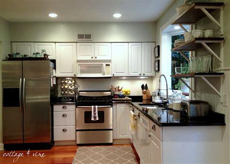 kitchen backsplash colors cottage and vine kitchen soffit solutions