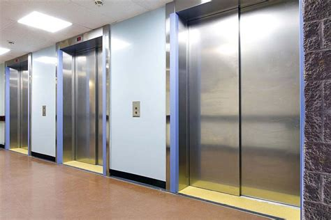 Pegasus Multifunctional Elevator Door For Heavy Traffic