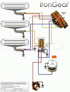 Unique Guitar Wiring Diagram 1 Humbucker 1 Volume  Diagram