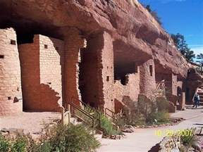 Manitou Cliff Dwellings Colorado Springs