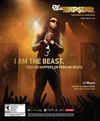 wayne lil mtv drake rikers remix calls seven fancy rapstar def jam billboards drops ads featured game