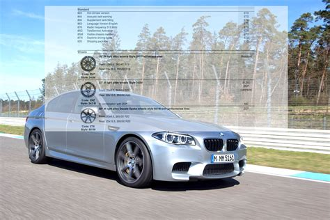 2014 Bmw M5 Price by 2014 Bmw M5 Us Price And Order Guide Competition Package