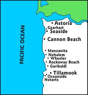oregon coast travel guide central coast lodging
