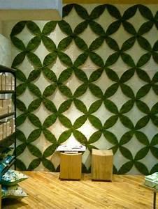 Grüne Wand Selber Bauen : wanddeko selber machen eine k nstlerische ~ Bigdaddyawards.com Haus und Dekorationen