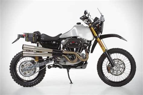 Harley-davidson Sc3 Adventure Dual Sport Motorcycle