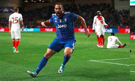 AS Monaco vs Juventus, Live Score and Commentary, UEFA ...