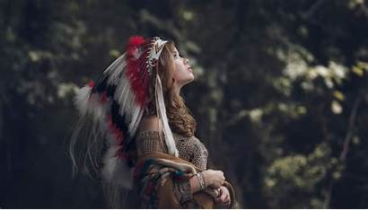 Native American Headdress Americans Clothing Wallpapers Nature
