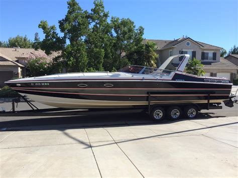 Boats For Sale California Ebay by 1986 Wellcraft Scarab Iii 340 Powerboat For Sale In California