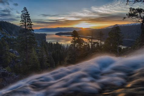 Lago Tahoe - Sierra Nevada, California - Around