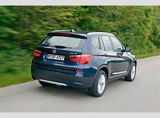 BMW X3 F25 specs & photos 2010, 2011, 2012, 2013