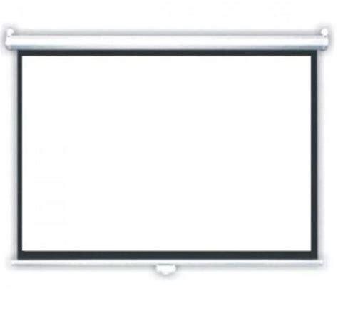 proyektor layar proyektor layar motorized