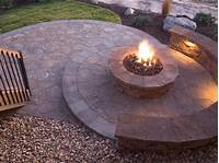 building a fire pit How to Plan for Building a Fire Pit | HGTV
