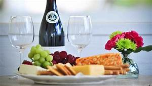 Fruit and Cheeses, Wine - Island Paradise Cottages
