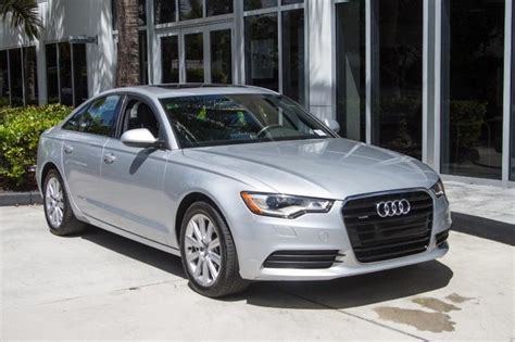 2014 Audi A6 by 2014 Audi A6 Overview Cargurus