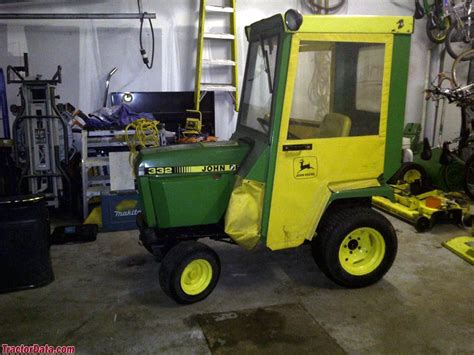 deere lawn tractor with cab car interior design