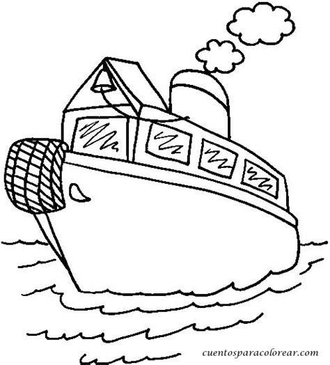 Barcos Para Dibujar Y Colorear by Dibujos Para Colorear Barcos