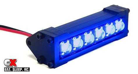 rc led light bar choosing a led light bar for your scale rigs competitionx