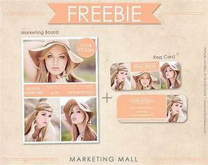 free senior rep card template and marketing board free With free senior templates for photoshop